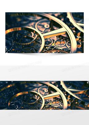 机械钟表内部结构