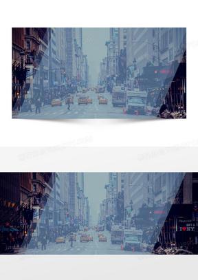 欧美街头风格banner