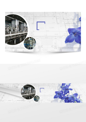 机械工程背景广告