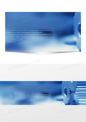 科技商务机械banner
