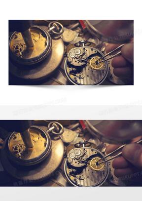 手表机械图