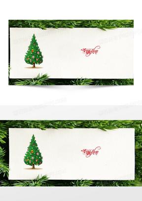简约圣诞节背景