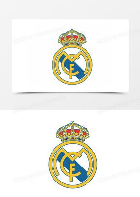 西甲皇家马德里队徽
