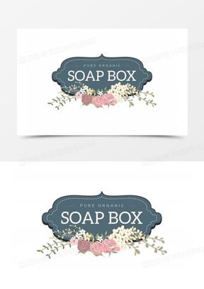 清新婚礼主题logo