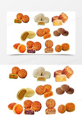 中秋节图案 中秋节月饼
