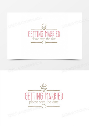梦幻婚礼logo