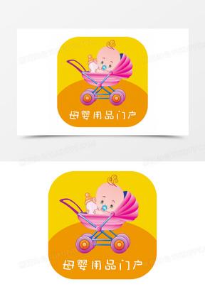 母婴用品门户标签设计