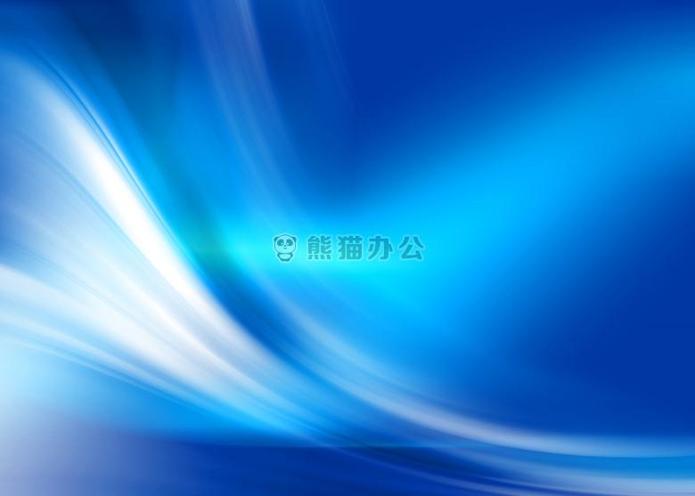ppt配图 背景素材 蓝色光线背景图片下载  下载高清无水印大图 收藏
