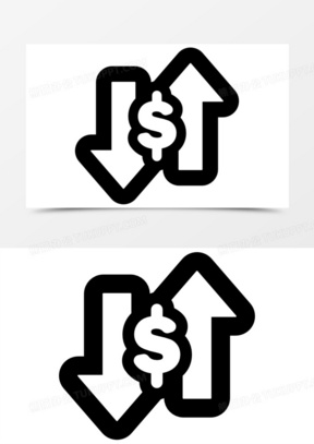 货币的价值图标