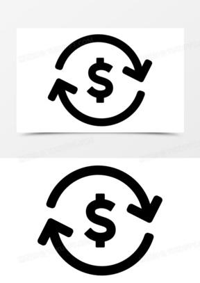 货币汇率图标