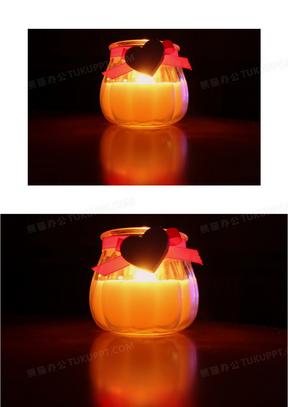 DIY香薰蜡烛图片