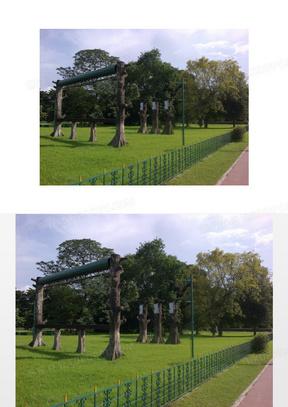 皇家的 公园
