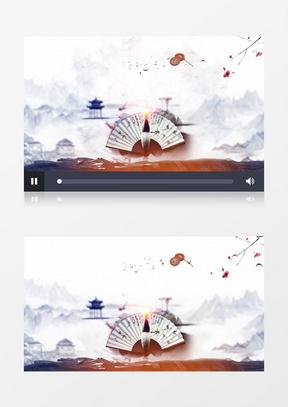 中国风书法文化片头背景中美亚洲欧美综合在线片头