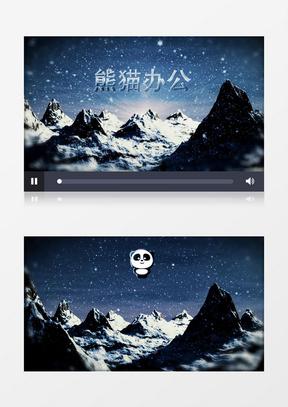 模仿电影公司片头动画效果片头中美亚洲欧美综合在线模板