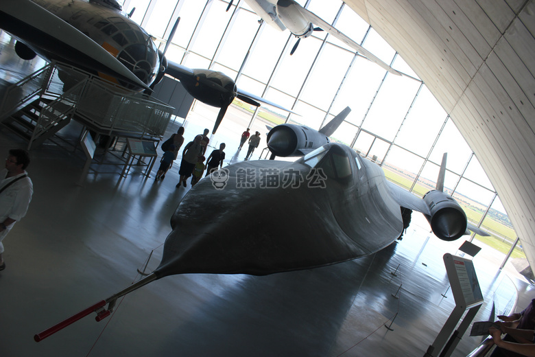 黑鸟 喷气式飞机 飞机