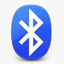 蓝牙资源管理器mac Icon Setpng图片素材免费下载 蓝牙png 256 256像素 熊猫办公