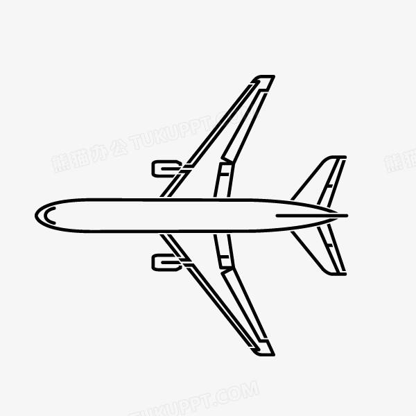 飞机 手绘飞机