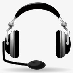 设备音频耳机图标png图片素材免费下载 设备png 256 256像素 熊猫办公