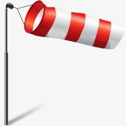 风向旗图标png图片素材免费下载 风向png 256 256像素 熊猫办公