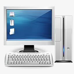 电脑类监控pc个人电脑屏幕晶体工程png图片素材免费下载 屏幕png 256 256像素 熊猫办公