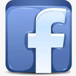 Facebookpng图片素材免费下载 Facebookpng 256 256像素 熊猫办公