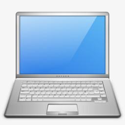 设备电脑笔记本电脑图标png图片素材免费下载 笔记本png 256 256像素 熊猫办公