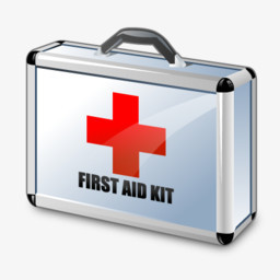 急救箱图标png图片素材免费下载 急救箱png 256 256像素 熊猫办公