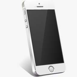Iphone银iphone5s和5c Png图片素材免费下载 Iphonepng 256 256像素 熊猫办公