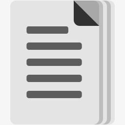 文档flat Iconspng图片素材免费下载 文档png 256 256像素 熊猫办公